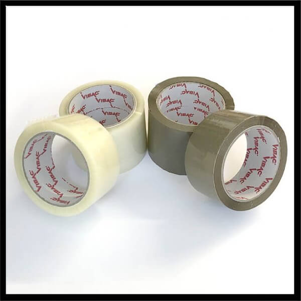 Vibactapes 600x600 - Vibac Clear & Buff Tape