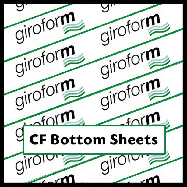 GiroCFBottom - Giroform CF Bottom Sheets