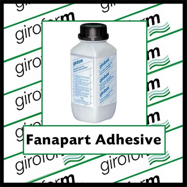 GiroFanapart - Giroform Fanapart Adhesive
