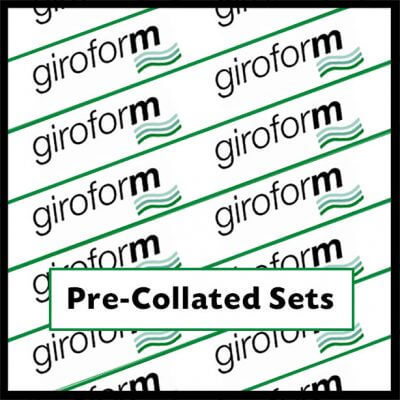 GiroPrecollated 400x400 - Giroform Pre-Collated Sets