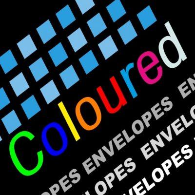 coloured 400x400 - Coloured C6 Envelopes
