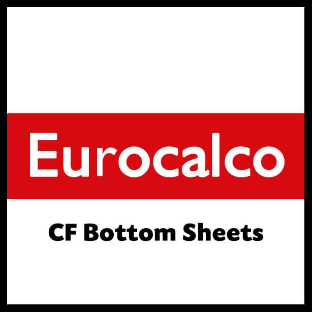 EurocalcoCF Bottom Sheets - Eurocalco CF Bottom Sheets
