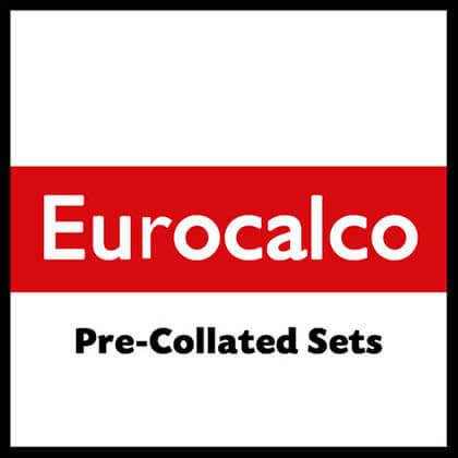 Eurocalcoprecollatedsets - Eurocalco Pre-Collated Sets