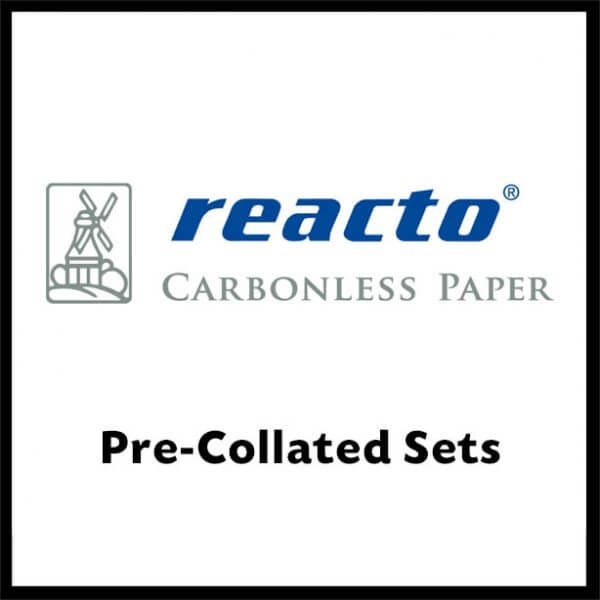 ReactoPrecollated 600x600 - Reacto Pre-Collated Sets