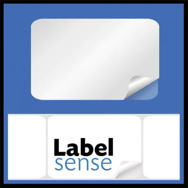 reclabel 600x600 - Rectangular Labels - White Permanent