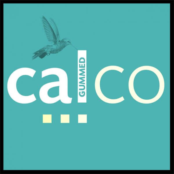 Calcogummed 600x600 - Calco Laser Gummed (Dry Particle)