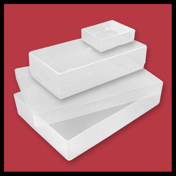 Plastic2 - Plastic Boxes - Business Card Boxes