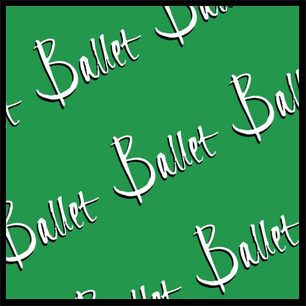 ballet - Ballet Copier 80gsm