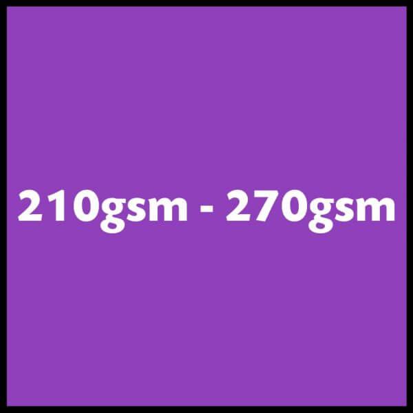 210 270gsm 600x600 - 210gsm - 270gsm