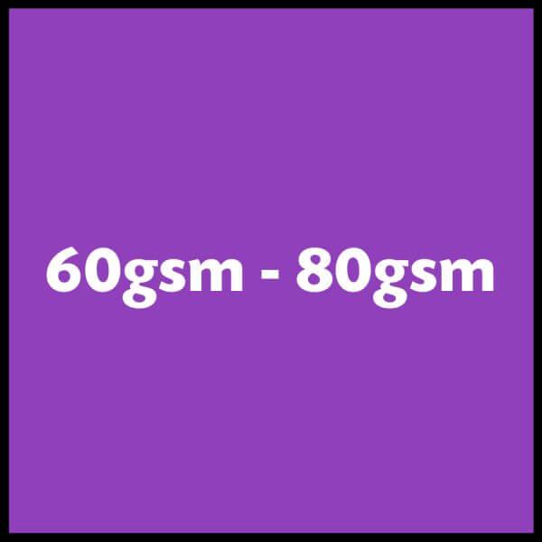 60 80gsm2 600x600 - 60gsm - 80gsm