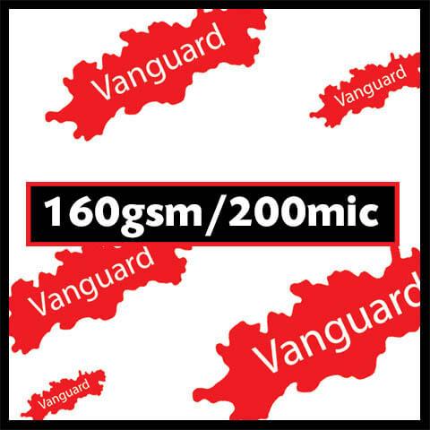 Vanguard160gsm - Vanguard 160gsm/200mic