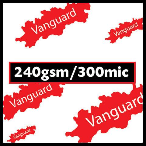 Vanguard240gsm - Vanguard 240gsm/300mic