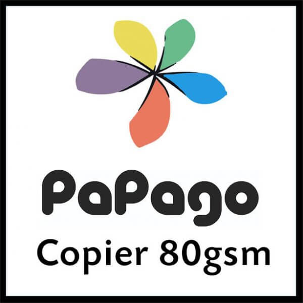 Papagocopier 600x600 - Papago Copier 80gsm