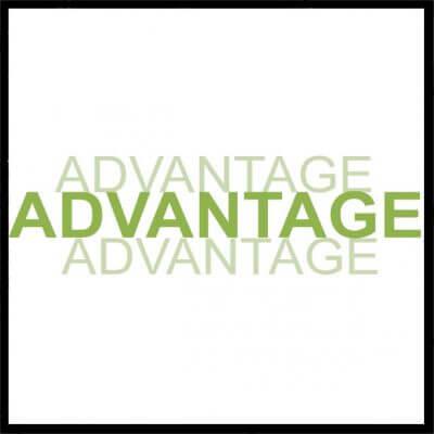 Advantage 400x400 - Advantage 75gsm