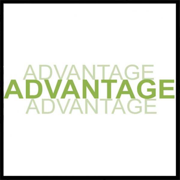 Advantage 600x600 - Advantage 75gsm