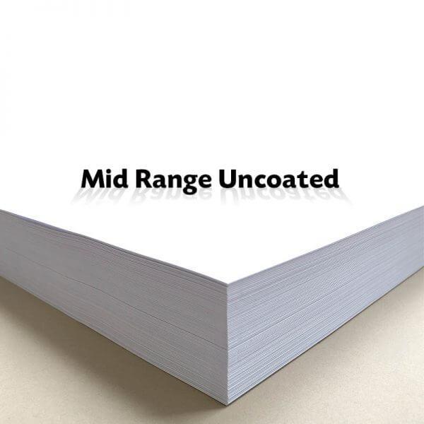 Mid Range Uncoated