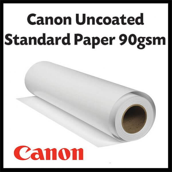 Canon uncoated paper 600x600 - Canon Uncoated Standard Paper