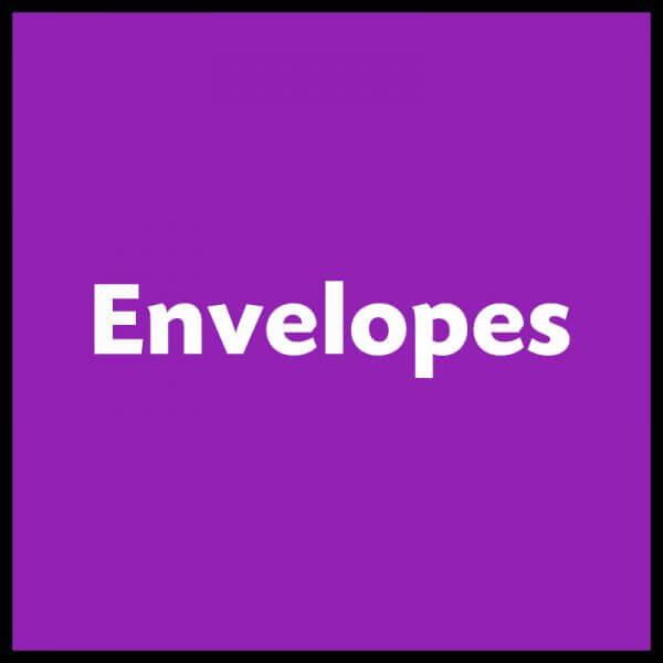 Env Header 600x600 - ENVELOPES