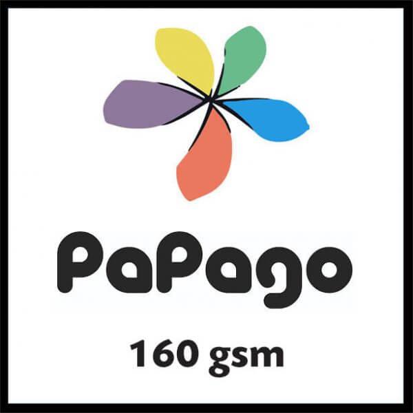 Pap160gsm 600x600 - Papago 160gsm