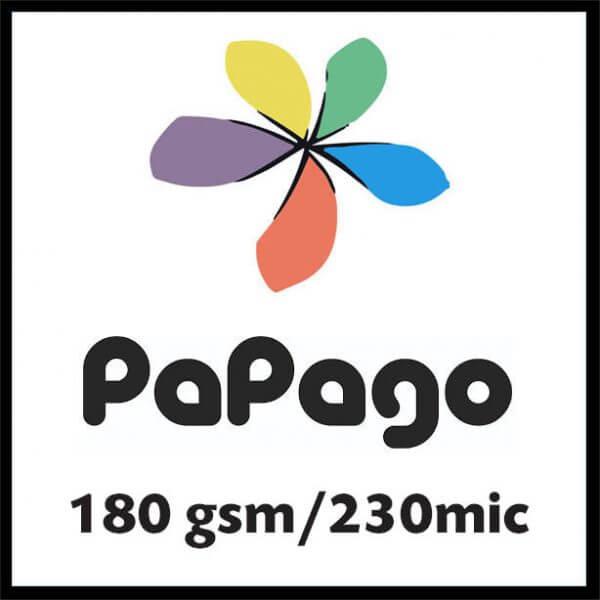 Pap180gsm 600x600 - Papago 180gsm/230mic