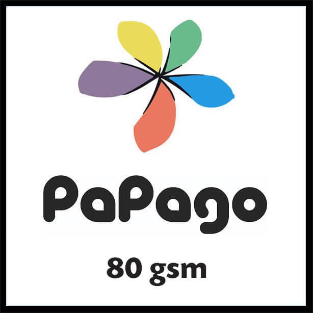 Pap80gsm - Papago 80gsm