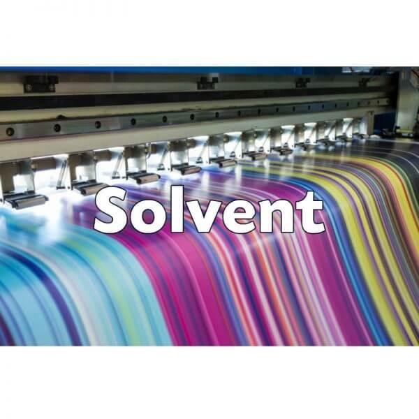 Solvent Based- Wide Format Rolls